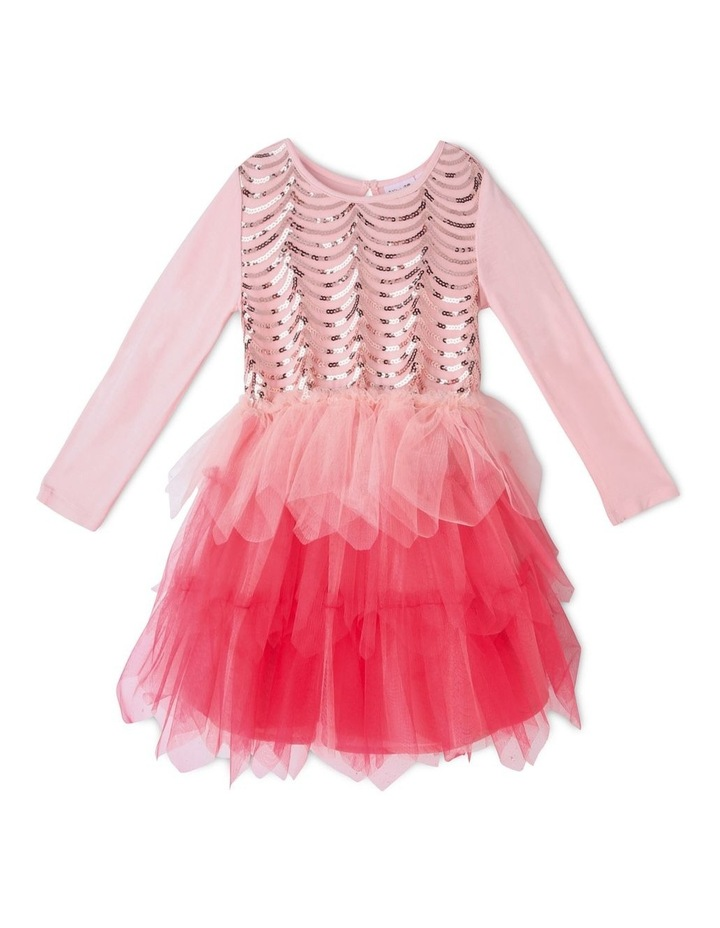 Petal Pink Ombre Tutu Skirt (3-8 Years) image 1