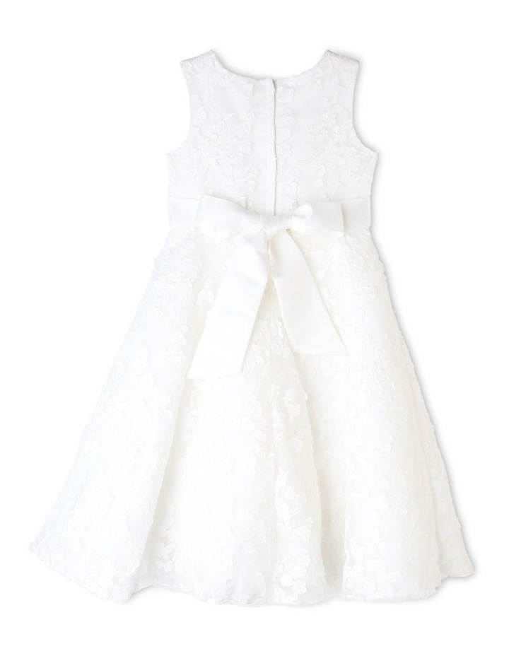 White Label Lace Flower Girl Dress (3-8 Years) image 2