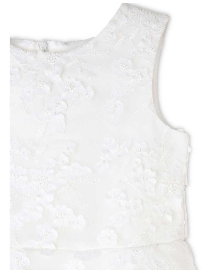 White Label Lace Flower Girl Dress (3-8 Years) image 3