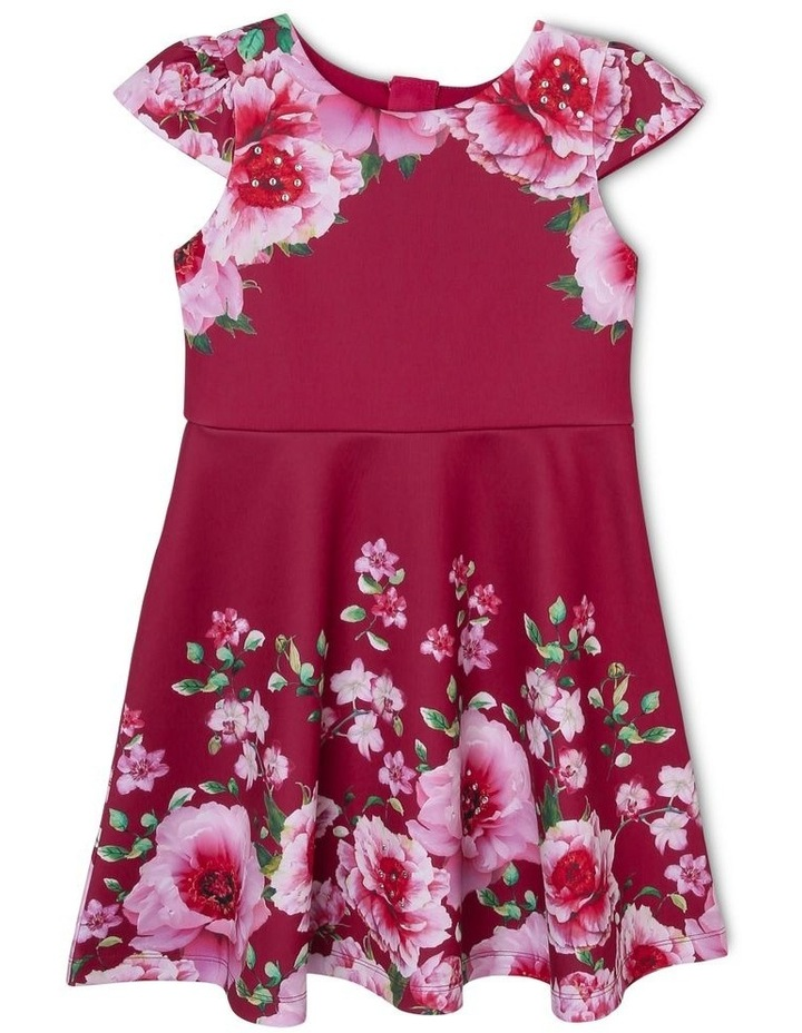Isabelle Floral Dress (3-8 Years) image 1