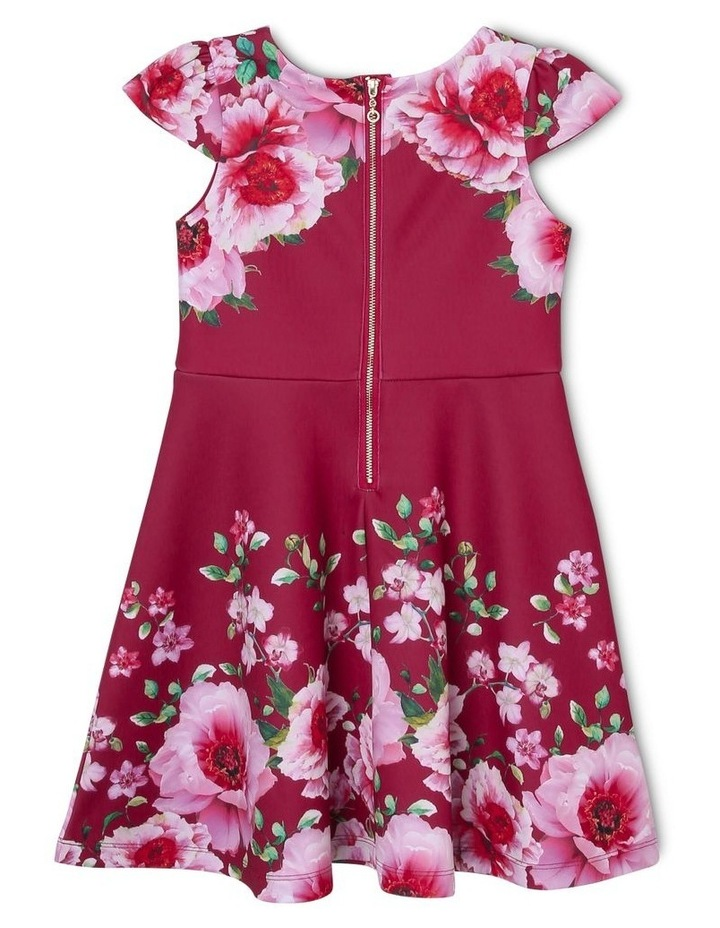 Isabelle Floral Dress (3-8 Years) image 2