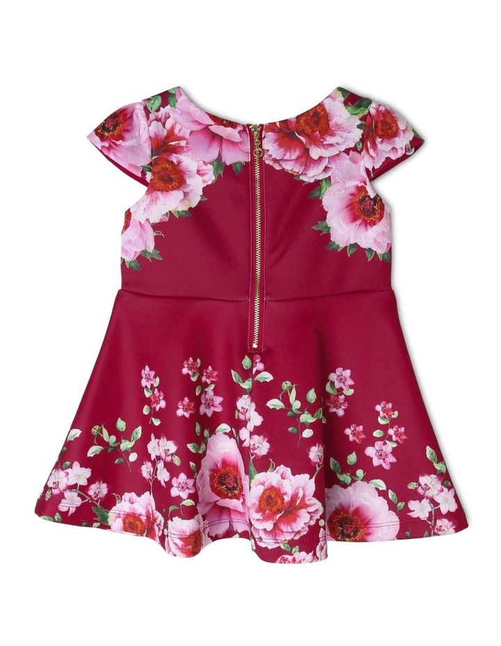 Isabelle Floral Dress (0-2 Years) image 2