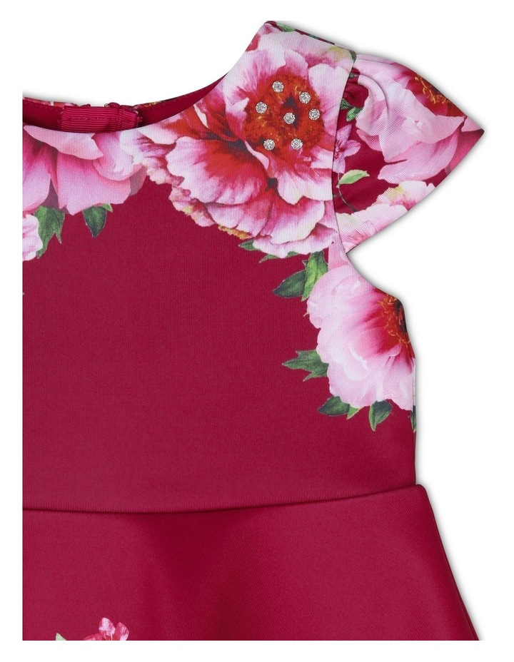 Isabelle Floral Dress (0-2 Years) image 3