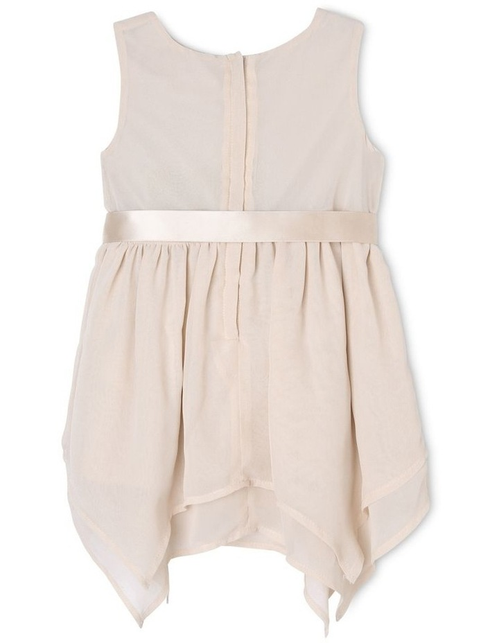 Margot Sequin Bodice Chiffon Dress (0-2 Years) image 2
