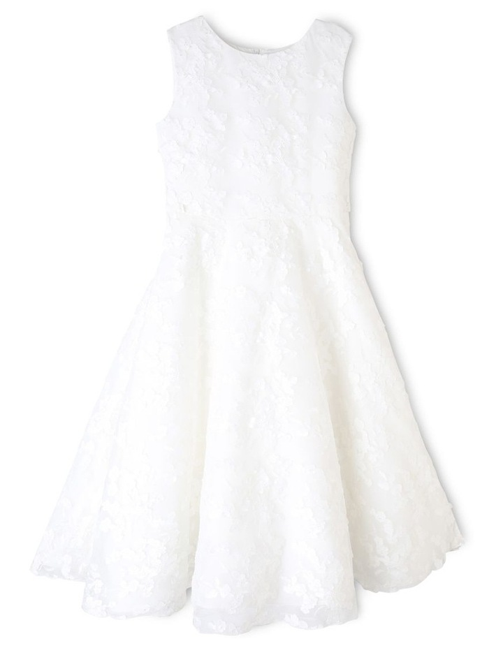 White Label Lace Flower Girl Dress (9-16 Years) image 1