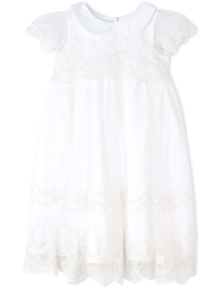 White Label Christening Gown (0-2 Years) image 1