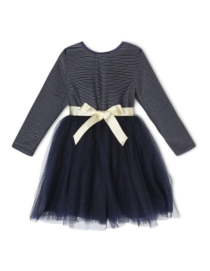 Poppy Glitter Tutu Dress (0-2 Years) image 1