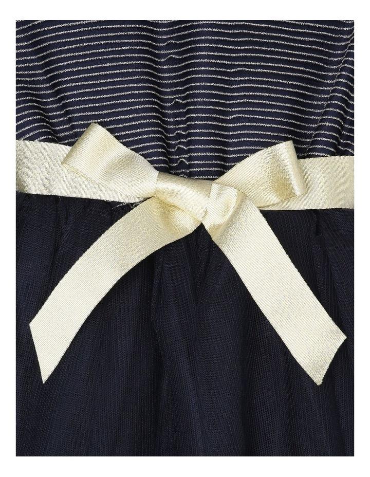 Poppy Glitter Tutu Dress (0-2 Years) image 2