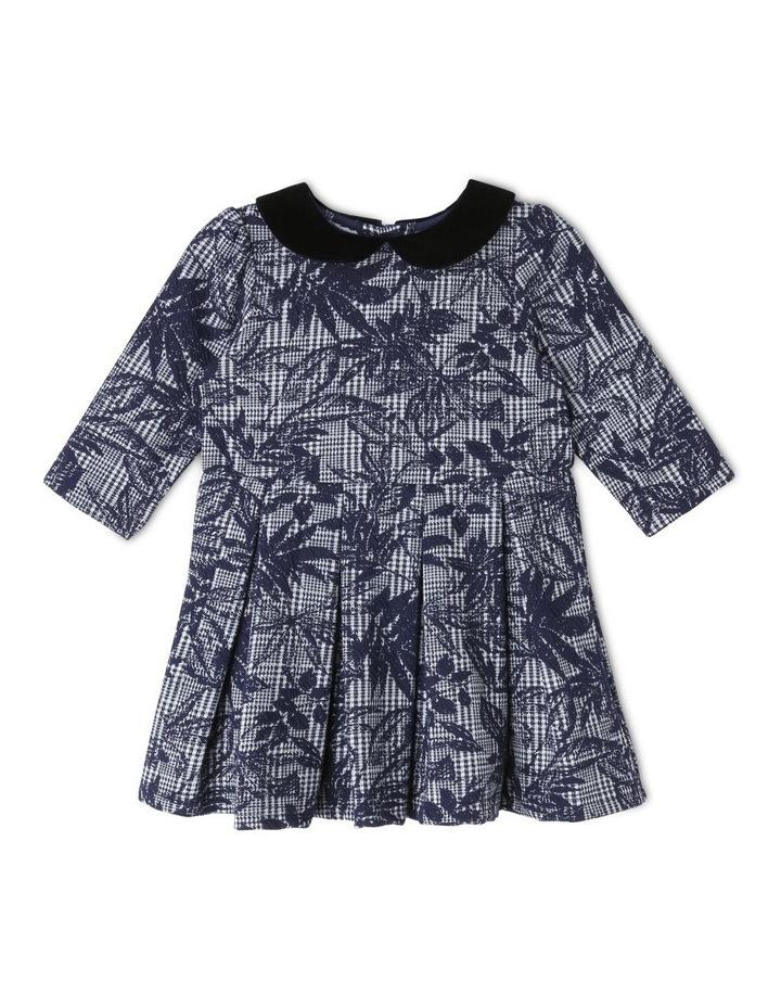Eva Double Knit Dress (0-2 Years) image 1