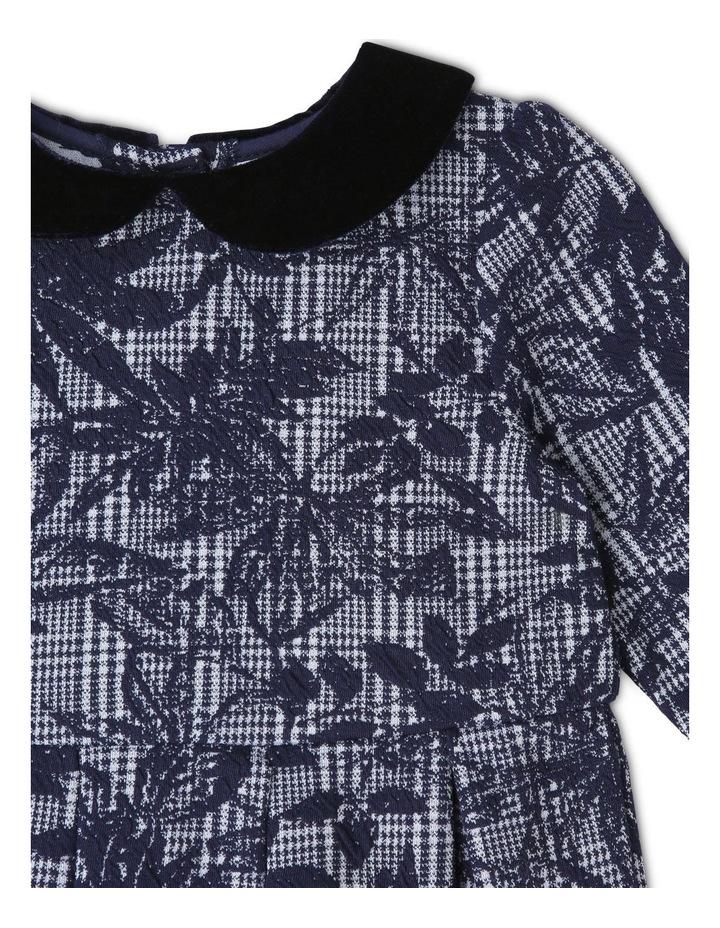 Eva Double Knit Dress (0-2 Years) image 2