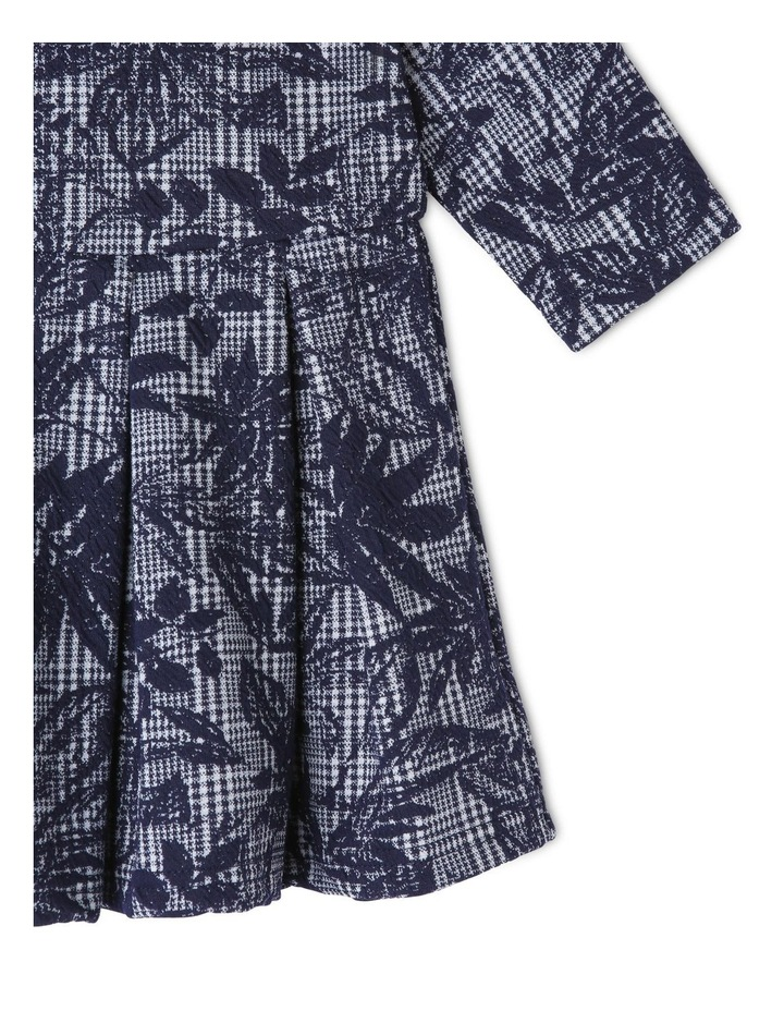 Eva Double Knit Dress (0-2 Years) image 3