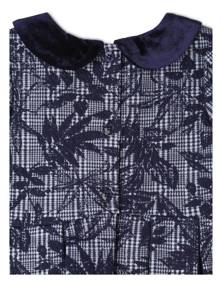 Eva Double Knit Dress (0-2 Years) image 4