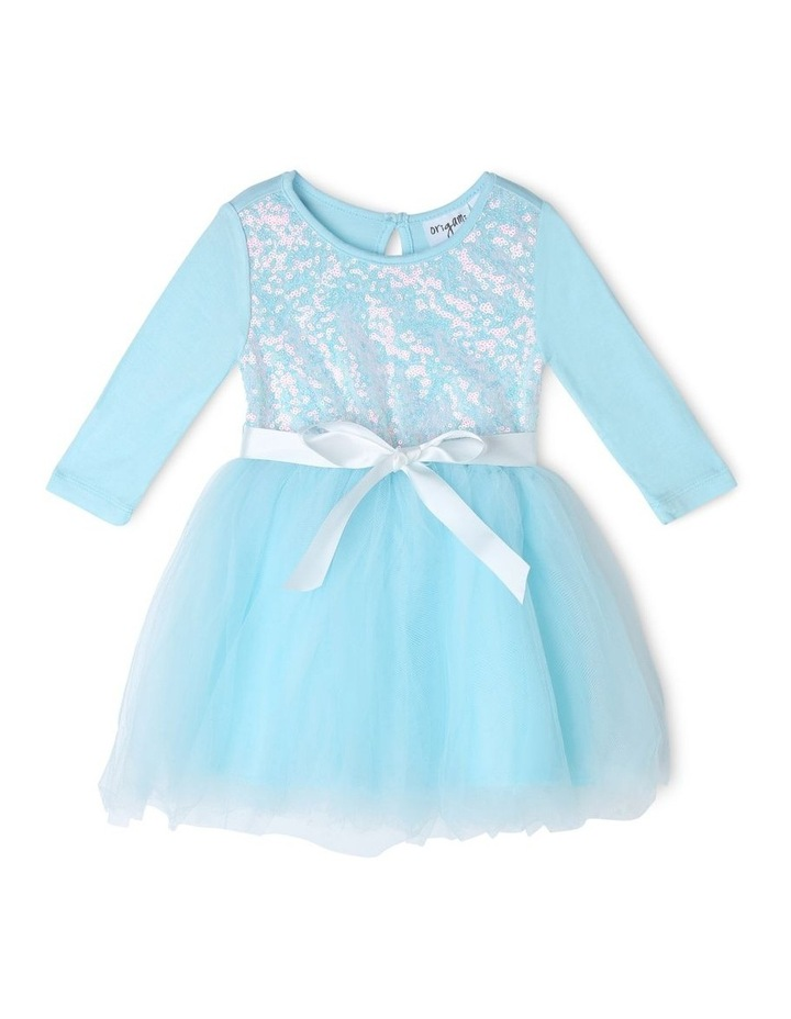 Thea Sequin Bodice Tutu Dress (0-2 Years) image 1