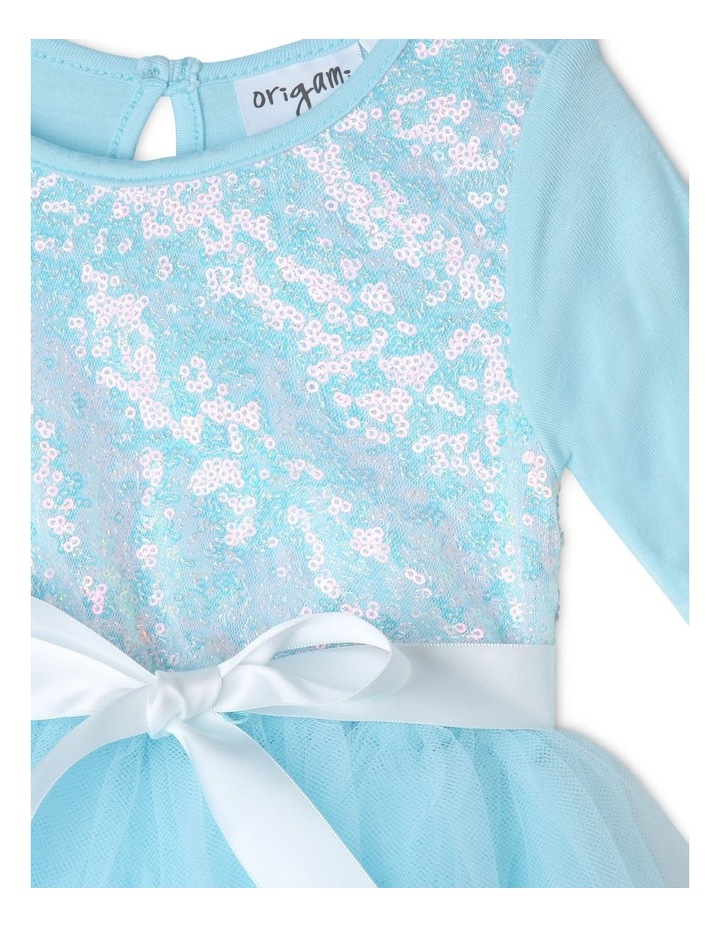 Thea Sequin Bodice Tutu Dress (0-2 Years) image 2