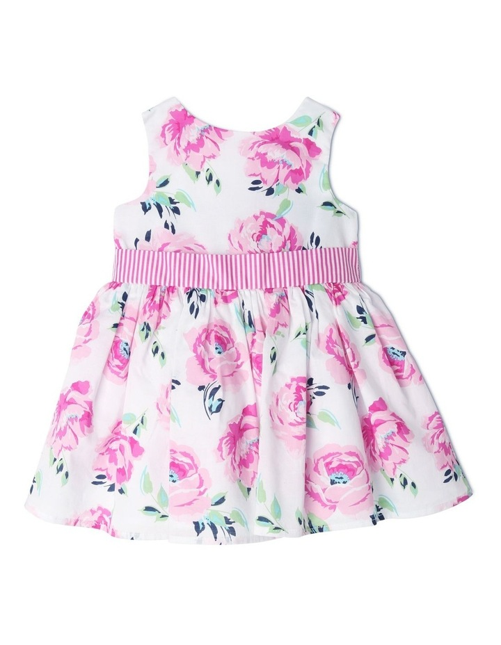 Viola Woven Floral Party Dress (0-2 Years) image 1