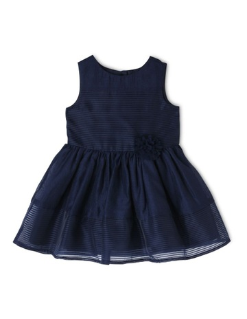 fdbf30d63 OrigamiMaddison Woven Stripe Dress (0-2 Years). Origami Maddison Woven  Stripe Dress (0-2 Years)