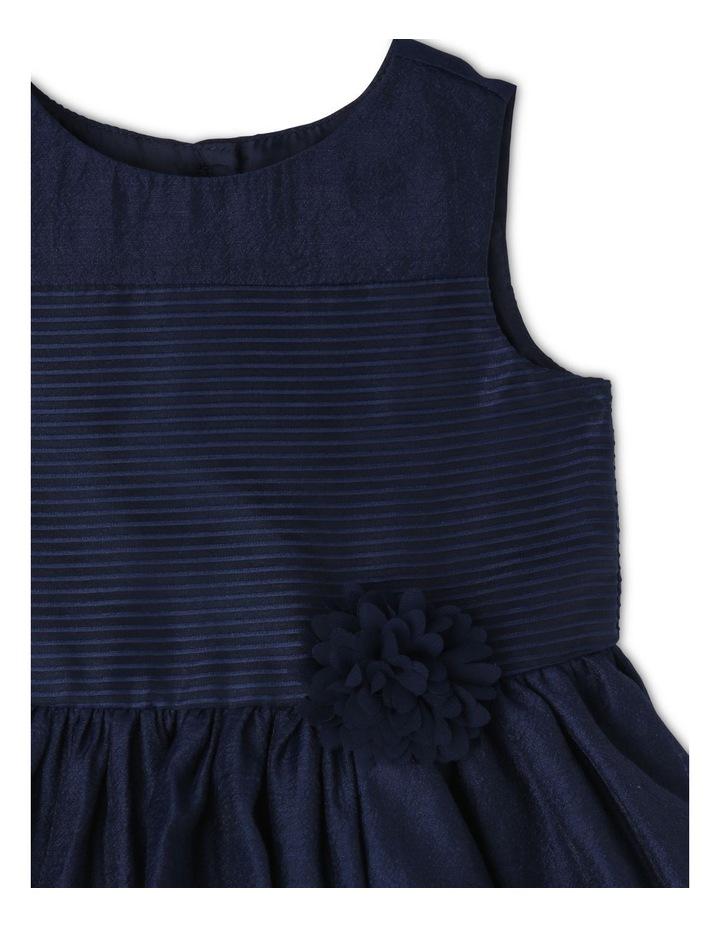 Maddison Woven Stripe Dress (0-2 Years) image 2