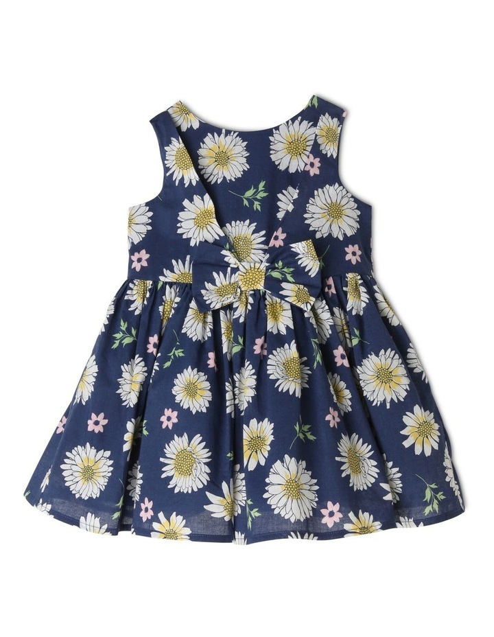 Summer Woven Daisy Dress (0-2 Years) image 1