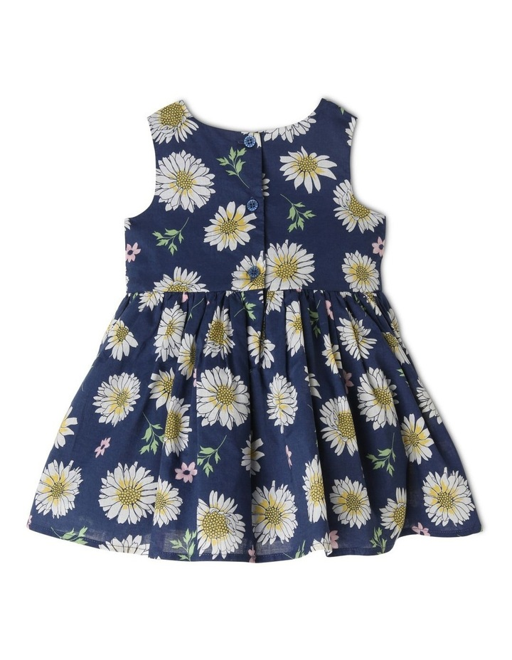 Summer Woven Daisy Dress (0-2 Years) image 2