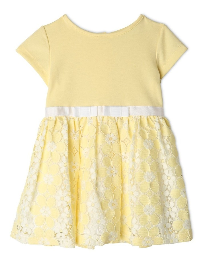Florence Woven Daisy Dress (0-2 Years) image 1