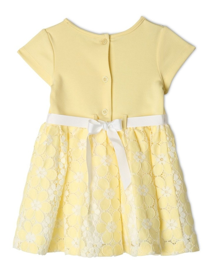 Florence Woven Daisy Dress (0-2 Years) image 2