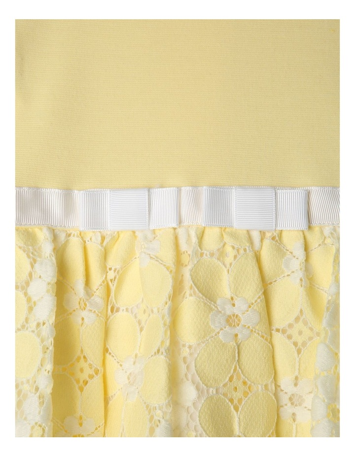 Florence Woven Daisy Dress (0-2 Years) image 3