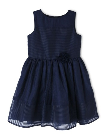 501bc536d0a0 OrigamiMaddison Woven Stripe Dress (3-8 Years). Origami Maddison Woven  Stripe Dress (3-8 Years)
