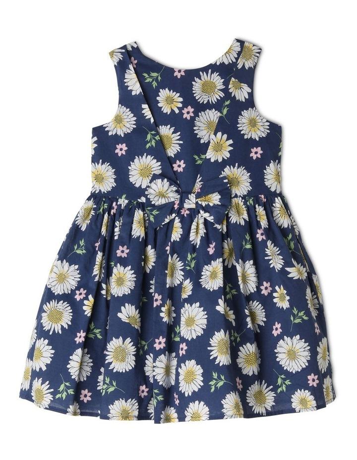 Summer Woven Daisy Dress (3-8 Years) image 1