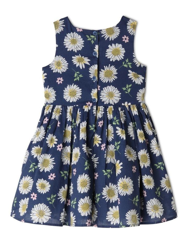 Summer Woven Daisy Dress (3-8 Years) image 2