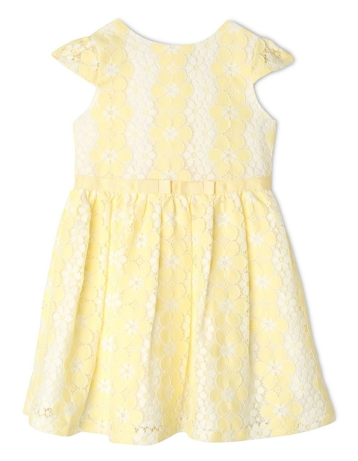 Florence Woven Daisy Dress (3-8 Years) image 1