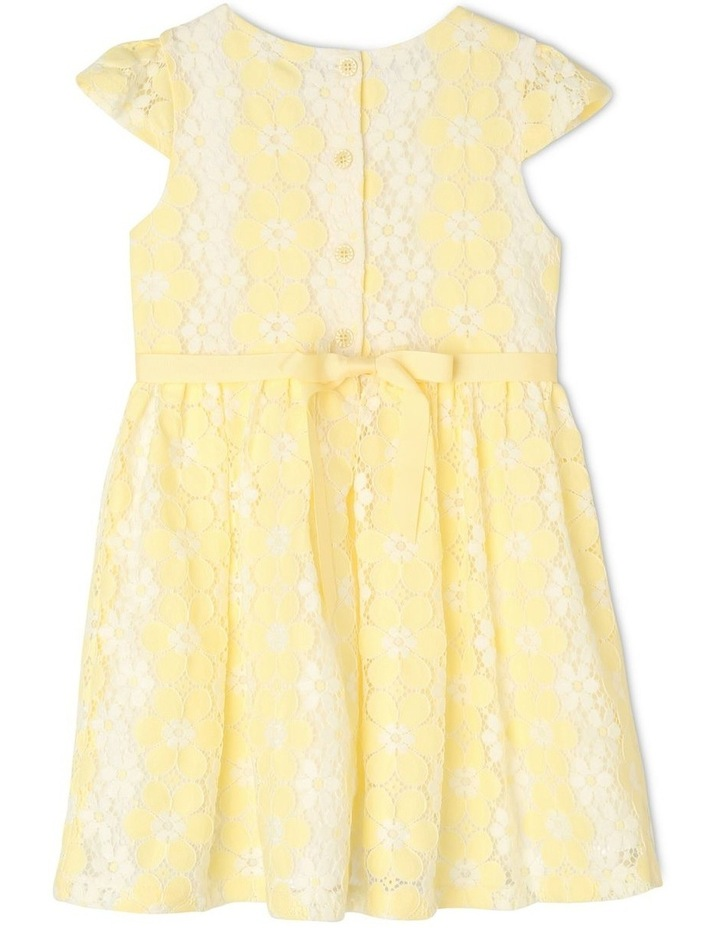 Florence Woven Daisy Dress (3-8 Years) image 2