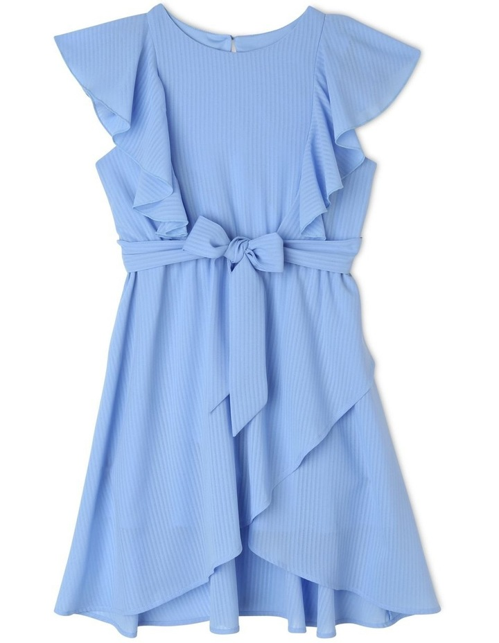 Elise Woven Ruffle Dress (9-16 Years) image 1
