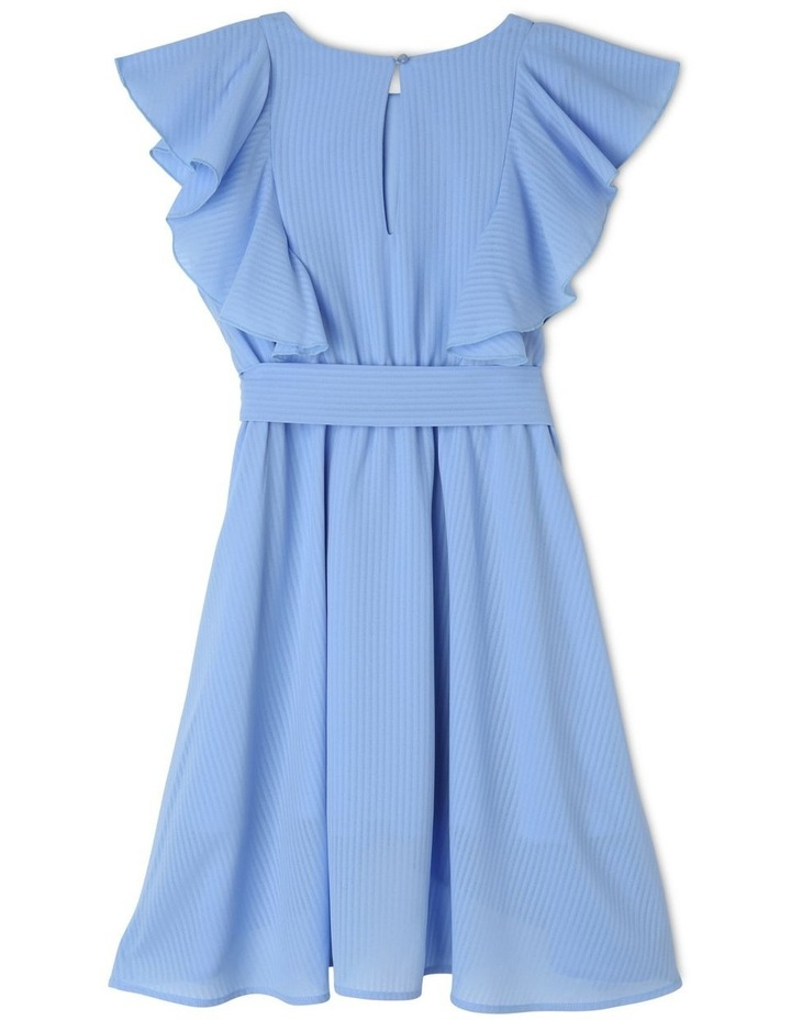 Elise Woven Ruffle Dress (9-16 Years) image 2