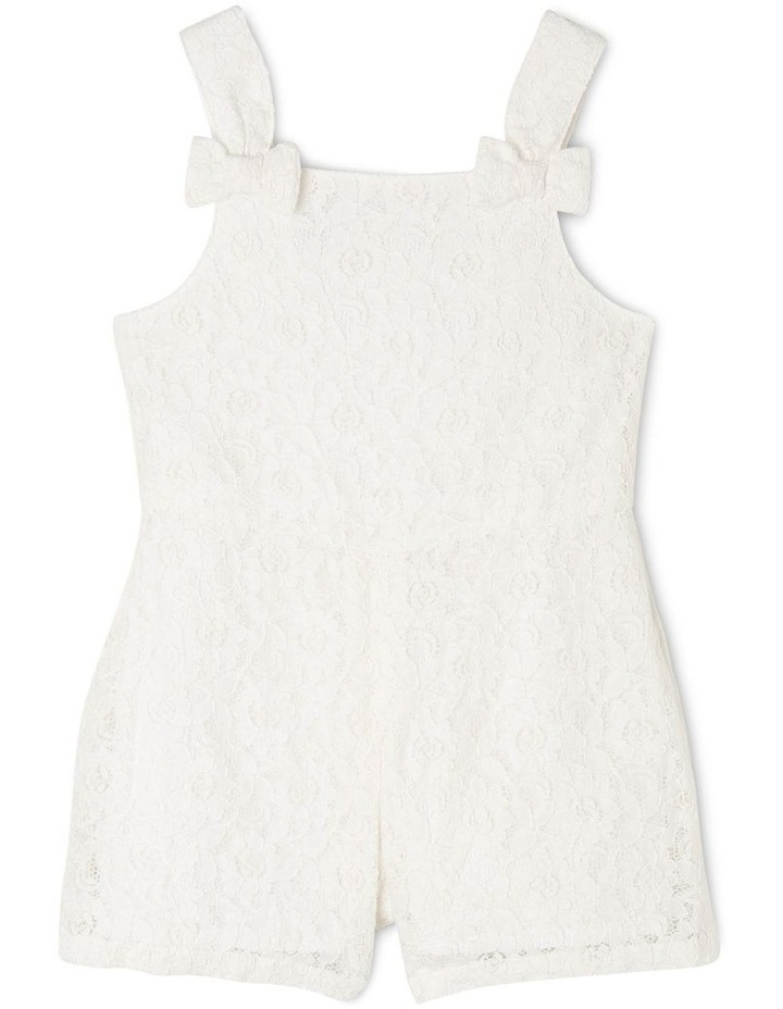 Charlotte Lace Playsuit (3-8 Years) image 1
