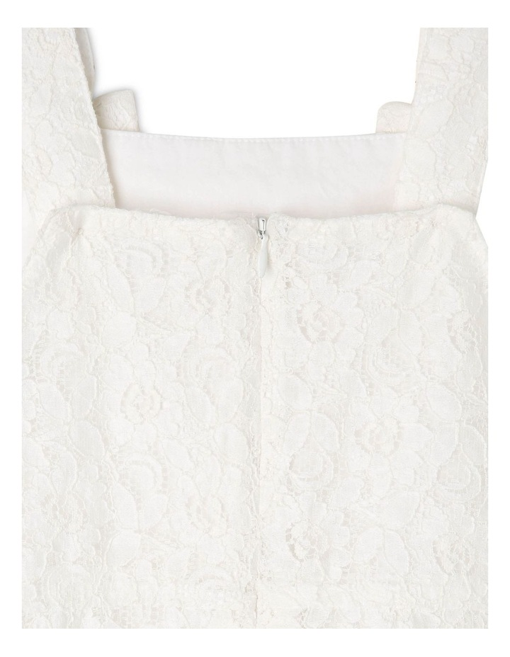 Charlotte Lace Playsuit (3-8 Years) image 2