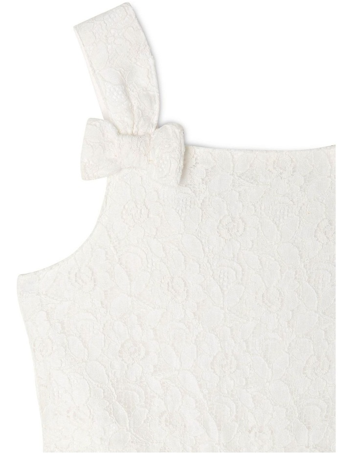Charlotte Lace Playsuit (3-8 Years) image 3