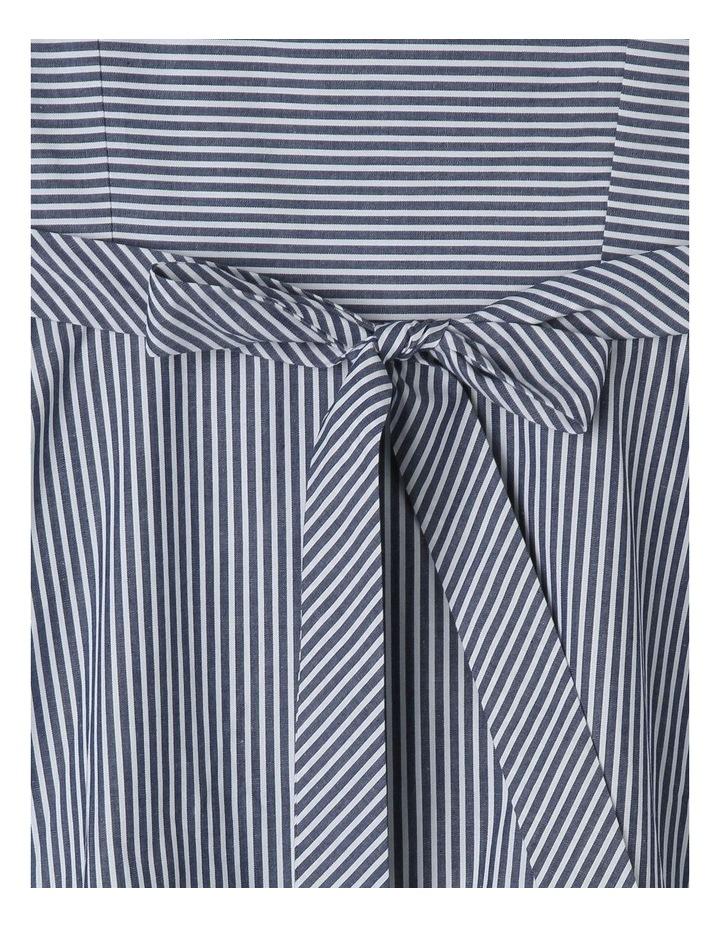 Emma Poplin Stripe Dress (9-16 Years) image 2