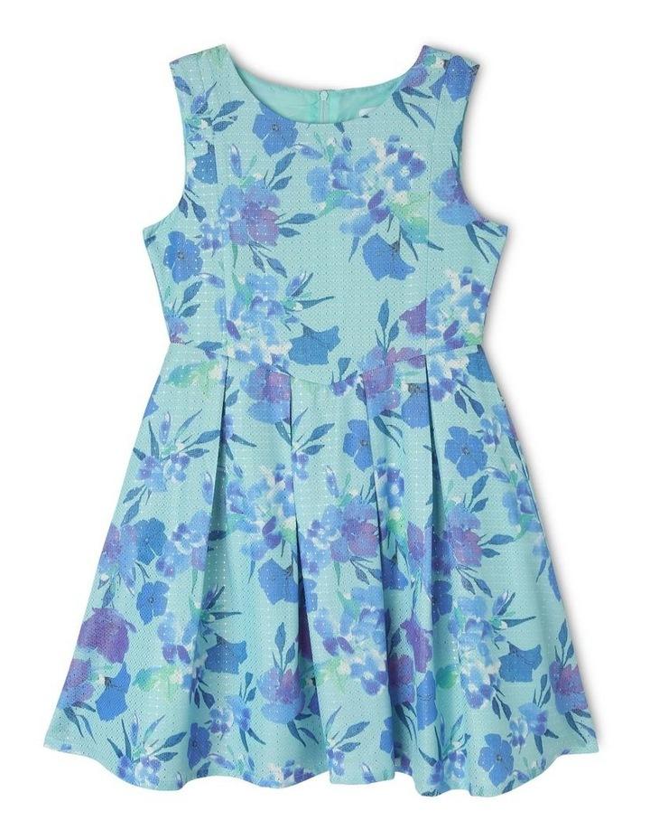 Isabella Jacquard Dress (9-16 Years) image 1
