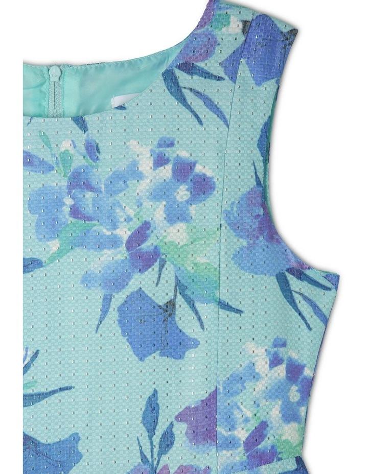 Isabella Jacquard Dress (9-16 Years) image 2