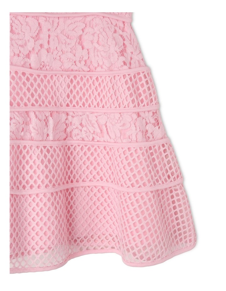 Olivia Flutter Sleeve Dress (9-16 Years) image 4