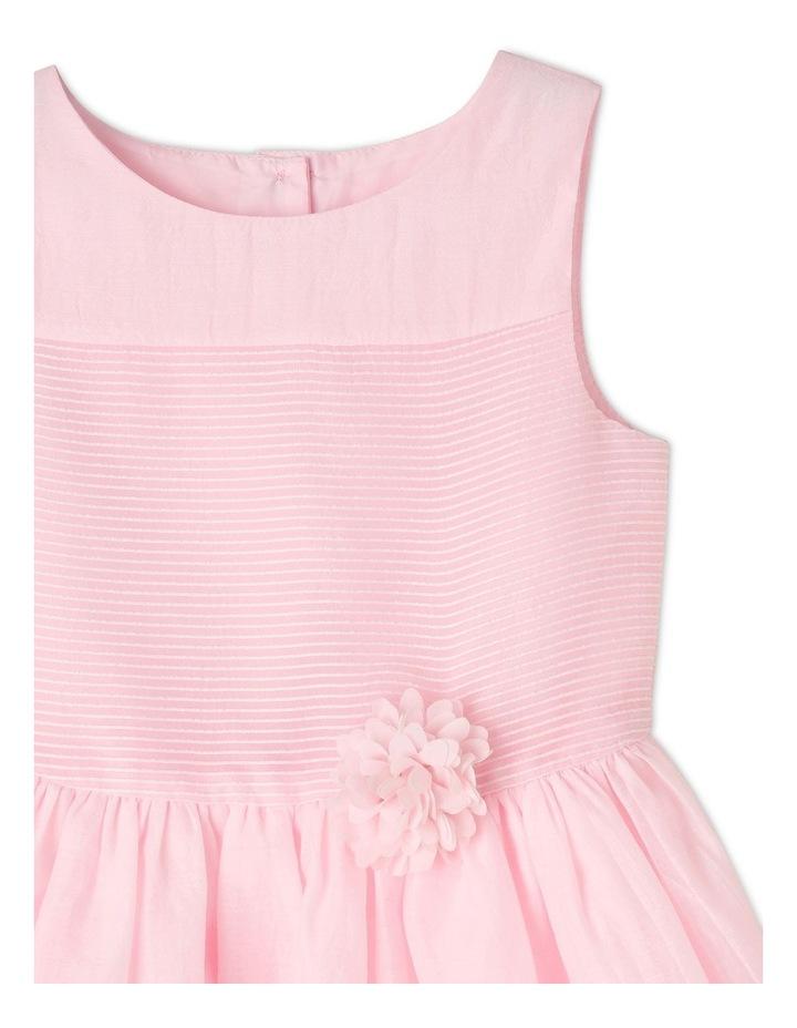 Georgia Woven Stripe Dress (3-8 Years) image 3