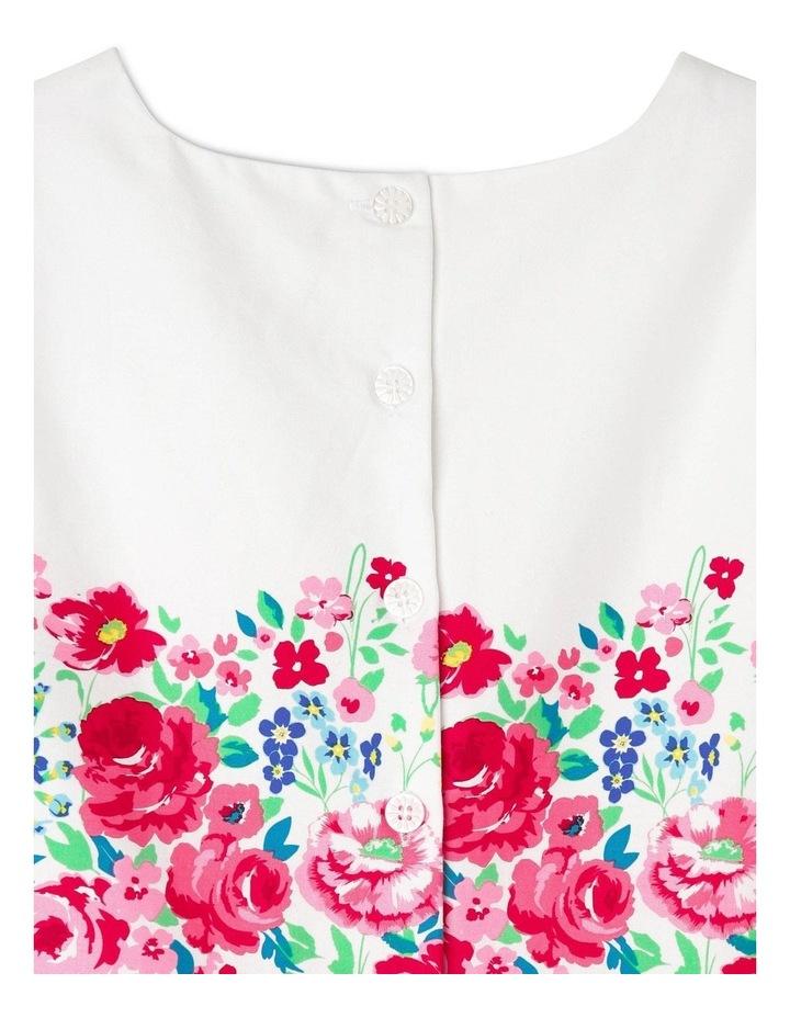 Layla Woven Drop Waist Dress (3-8 Years) image 4