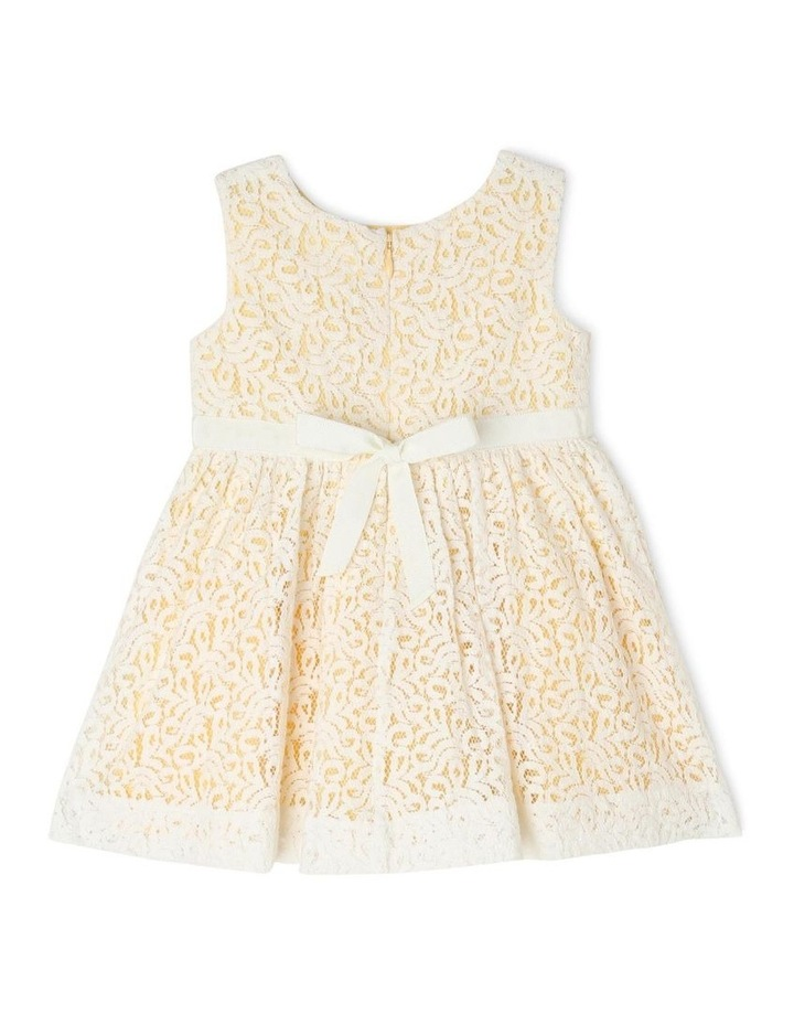 Zoe Woven Lace Dress image 2