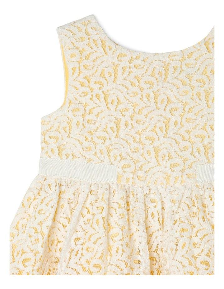 Zoe Woven Lace Dress image 3