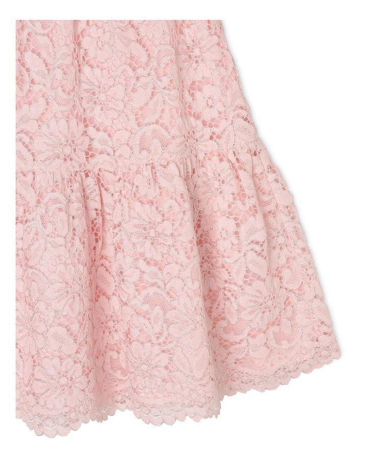 Eleni Woven Flutter Sleeve Dress (3-8 Years) image 4