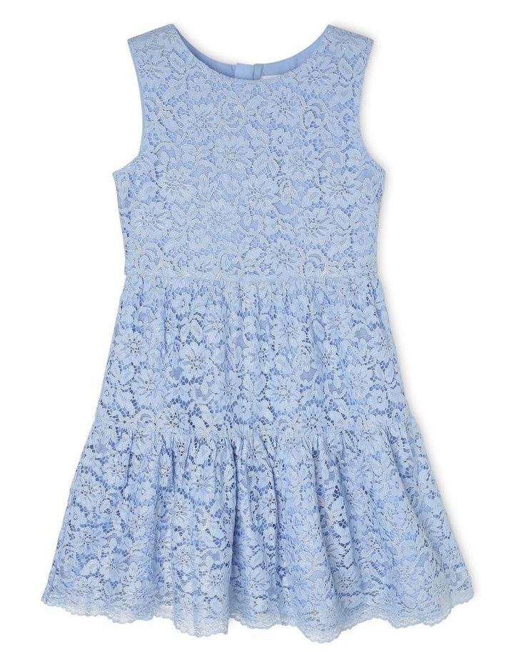 Adrienne Woven Lurex Dress (9-16 Years) image 1