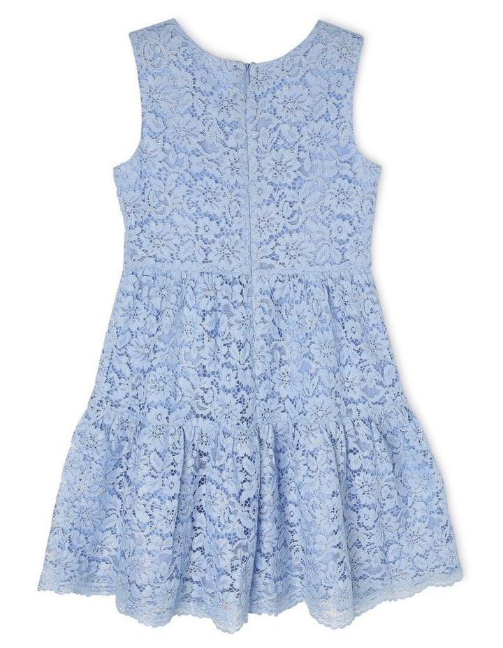 Adrienne Woven Lurex Dress (9-16 Years) image 2