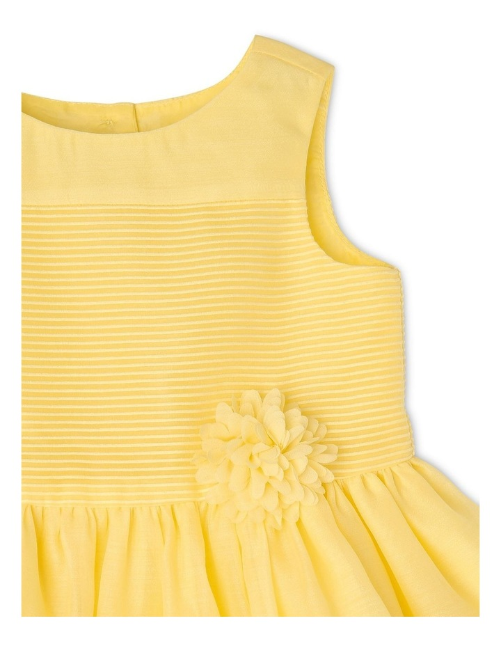 Scarlett Woven Stripe Party Dress (0-2 Years) image 3