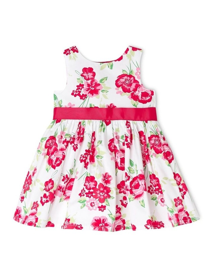 Lola Voile Sundress with Waist Tie (0-2 Years) image 1