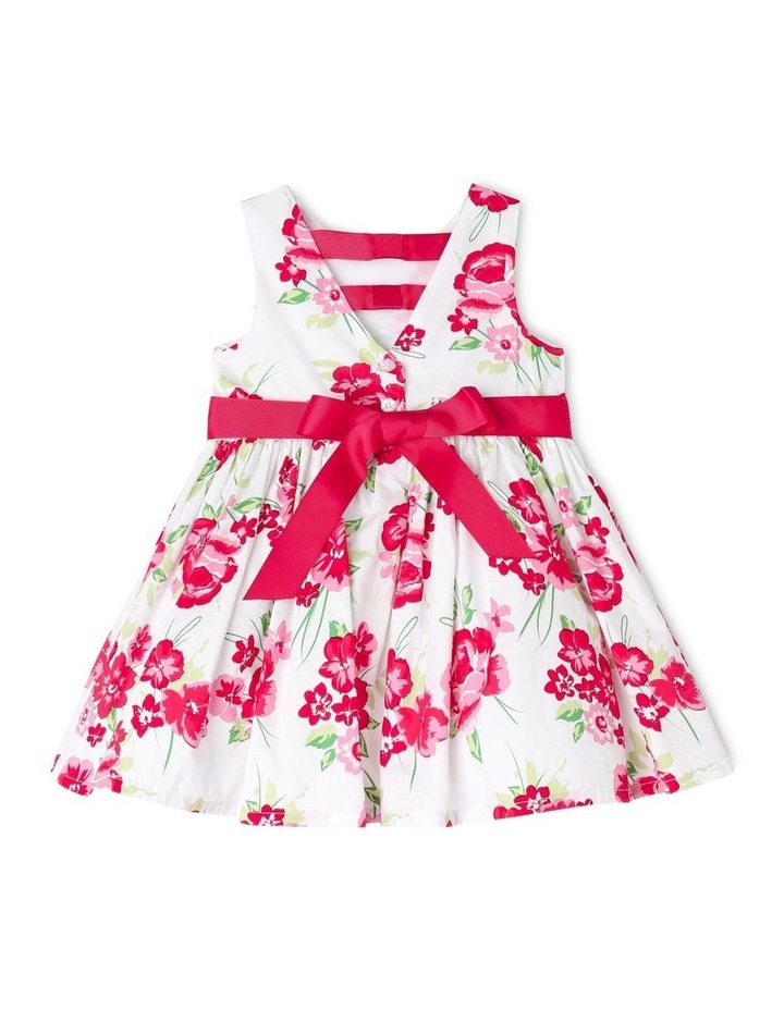 Lola Voile Sundress with Waist Tie (0-2 Years) image 2